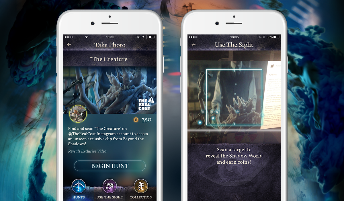 "Shadowhunters - Join The Hunt: New Hunt released, ""The Creature""! - 1002"