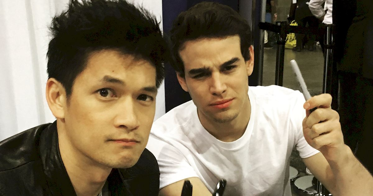 Shadowhunters - Live Updates! The Shadowhunters Cast at WonderCon! - 1008