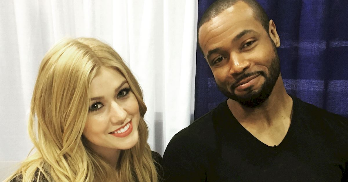 Shadowhunters - Live Updates! The Shadowhunters Cast at WonderCon! - 1002