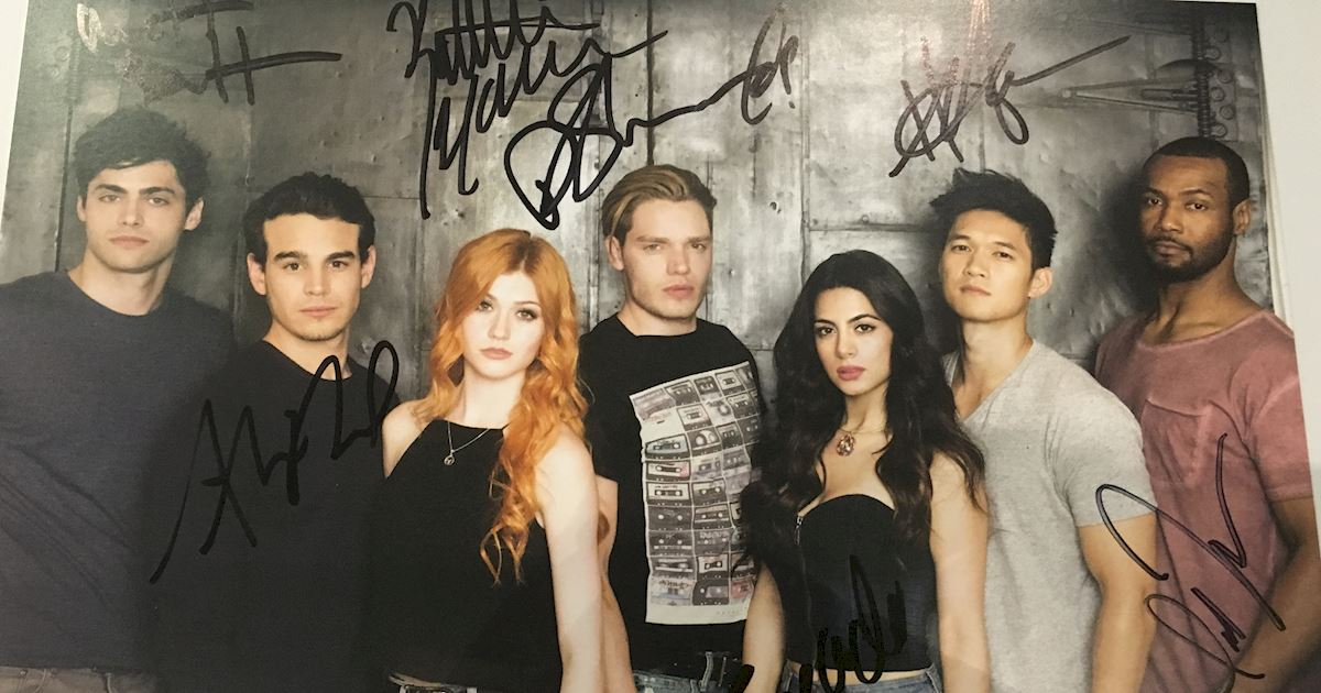 Shadowhunters - Live Updates! The Shadowhunters Cast at WonderCon! - 983