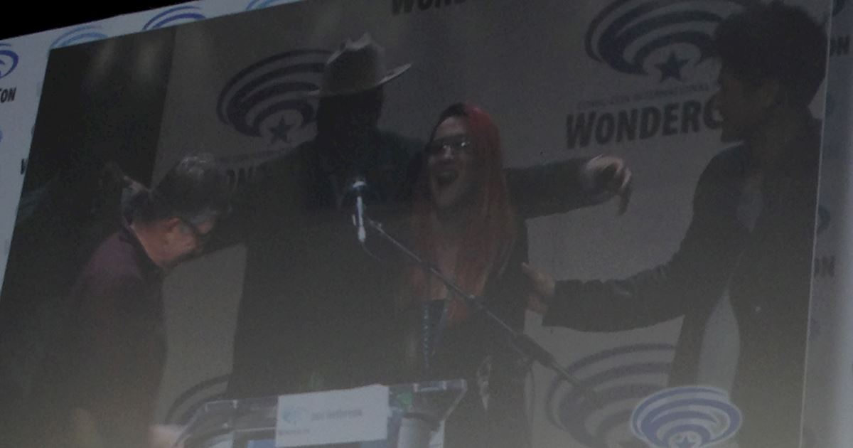 Shadowhunters - Live Updates! The Shadowhunters Cast at WonderCon! - 984
