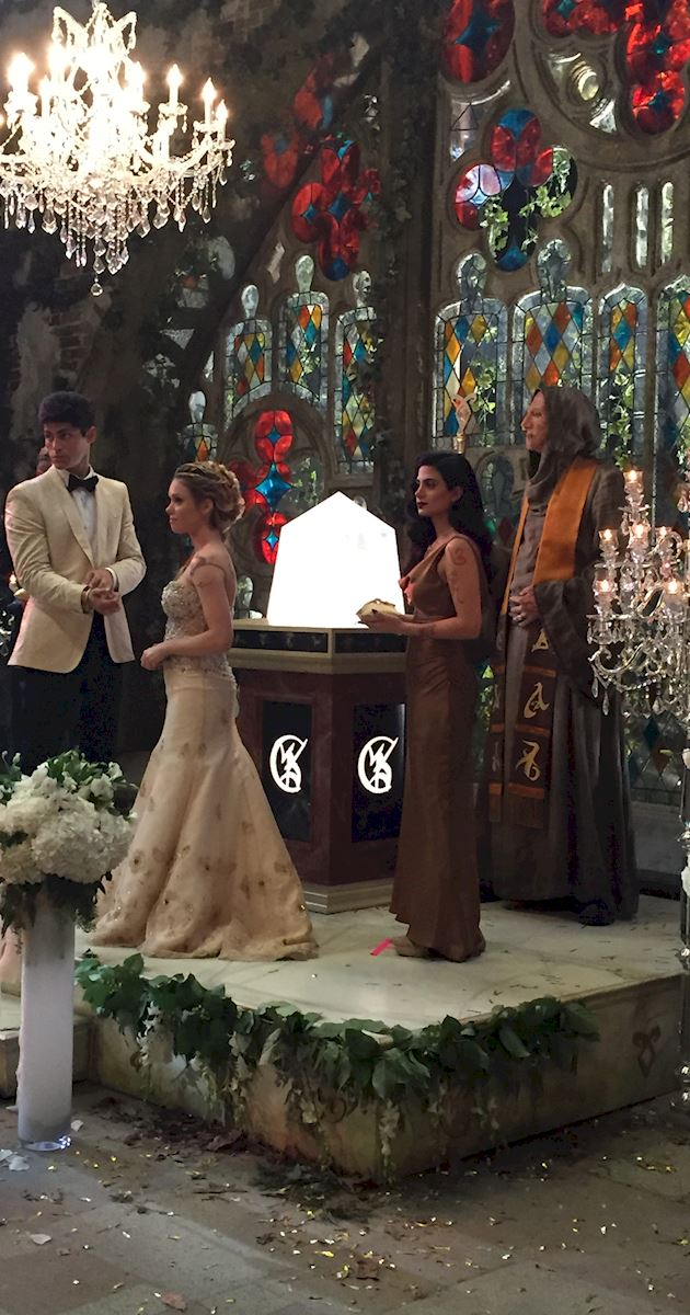 Shadowhunters - Amazing Behind The Scenes Pics From Episode 12's Wedding! - 1002