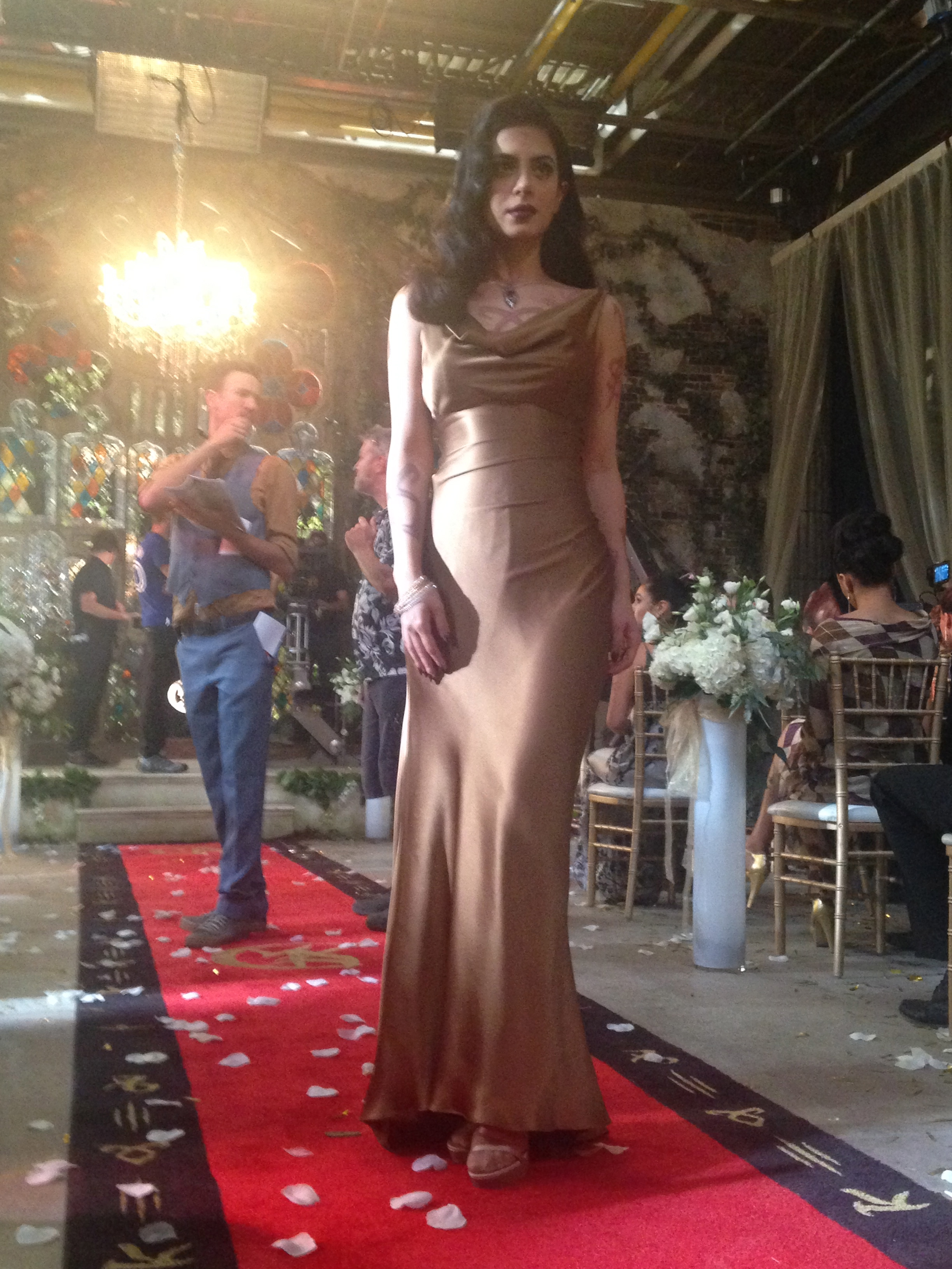 Shadowhunters - Amazing Behind The Scenes Pics From Episode 12's Wedding! - 1003