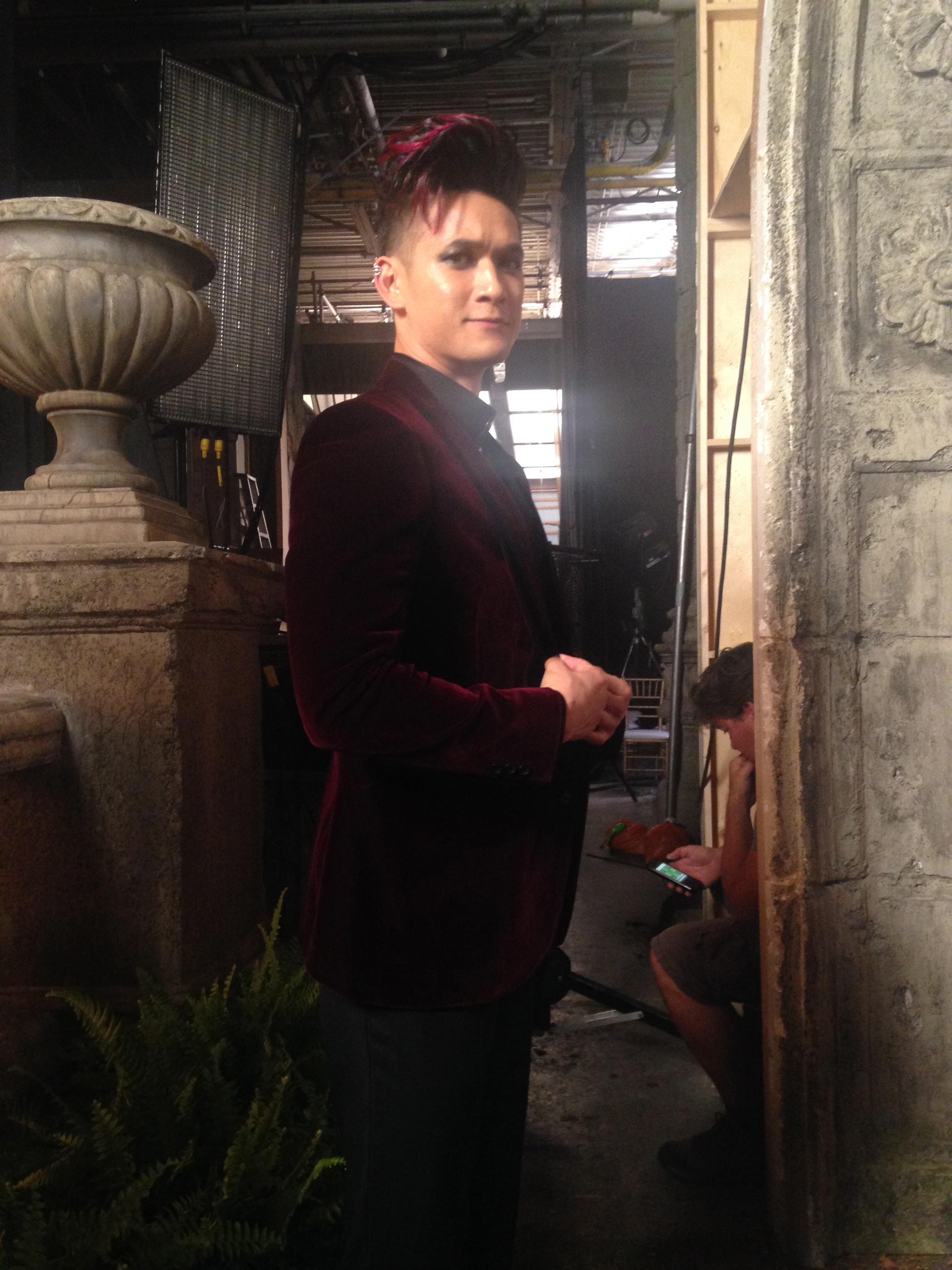 Shadowhunters - Amazing Behind The Scenes Pics From Episode 12's Wedding! - 1007