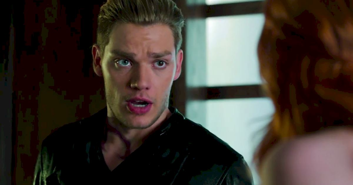Shadowhunters - FINALE: Sneak Peak Of Episode 13! Valentine Is Back! - 1011
