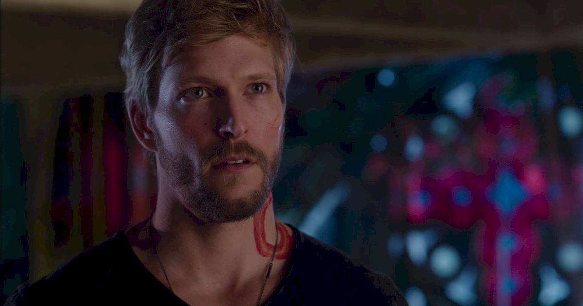 Shadowhunters - 14 Times Hodge Had Us All Fooled - 1007