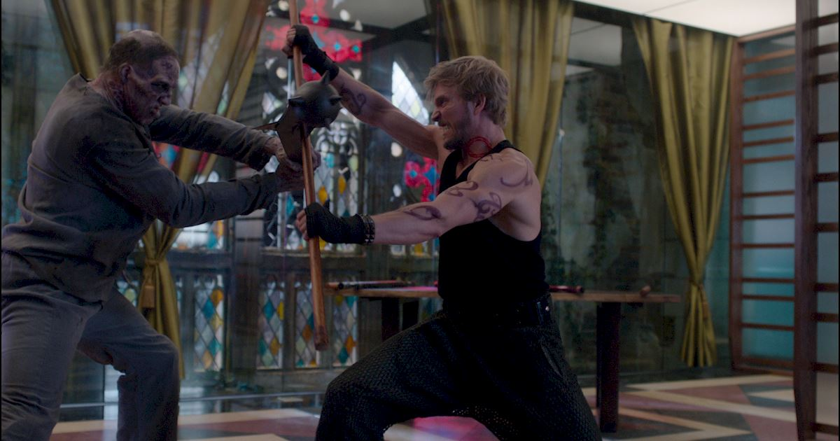 Shadowhunters - 14 Times Hodge Had Us All Fooled - 1006