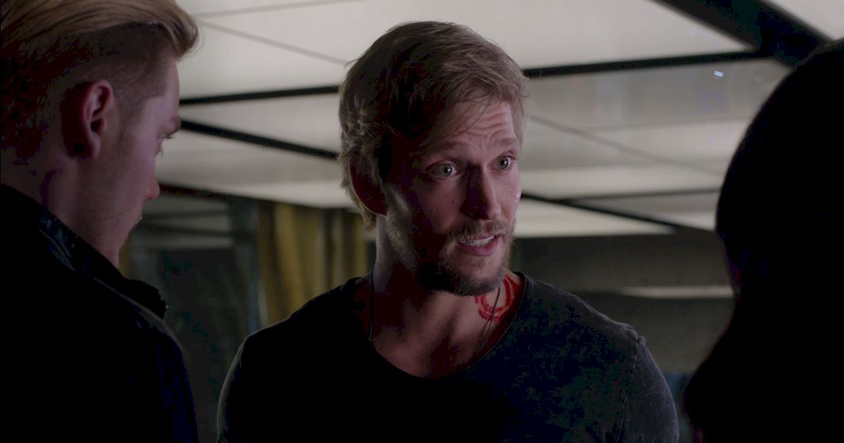 Shadowhunters - 14 Times Hodge Had Us All Fooled - 1008