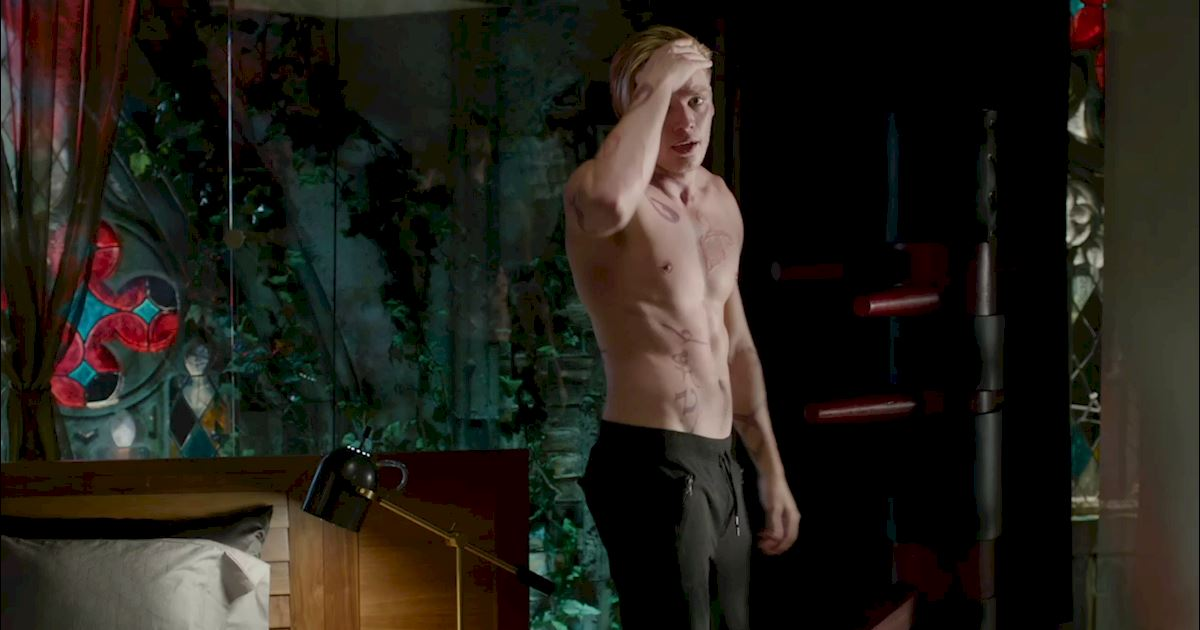 Shadowhunters - 14 Times Hodge Had Us All Fooled - 1014