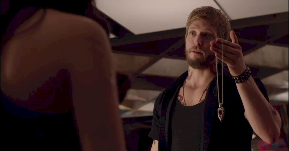 Shadowhunters - 14 Times Hodge Had Us All Fooled - 1004