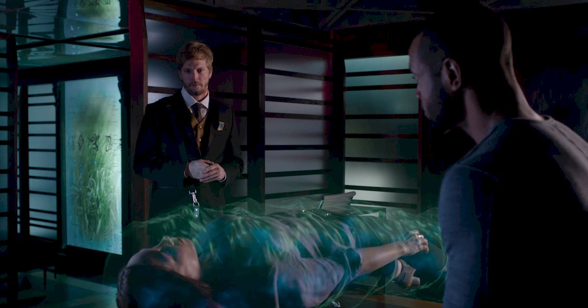 Shadowhunters - 14 Times Hodge Had Us All Fooled - 1012