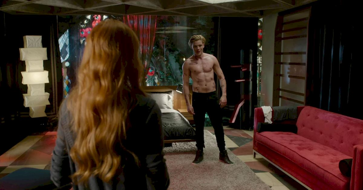 Shadowhunters - Clace: The Journey of Clary and Jace So Far! - 1014