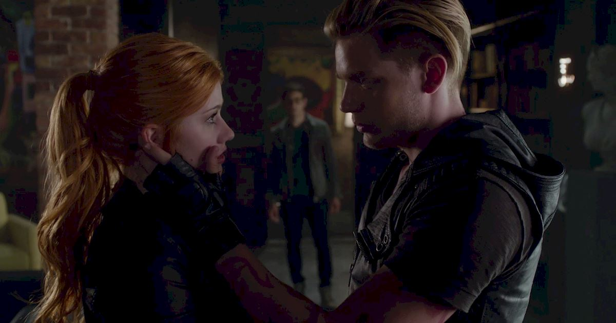 Shadowhunters - Clace: The Journey of Clary and Jace So Far! - 1022