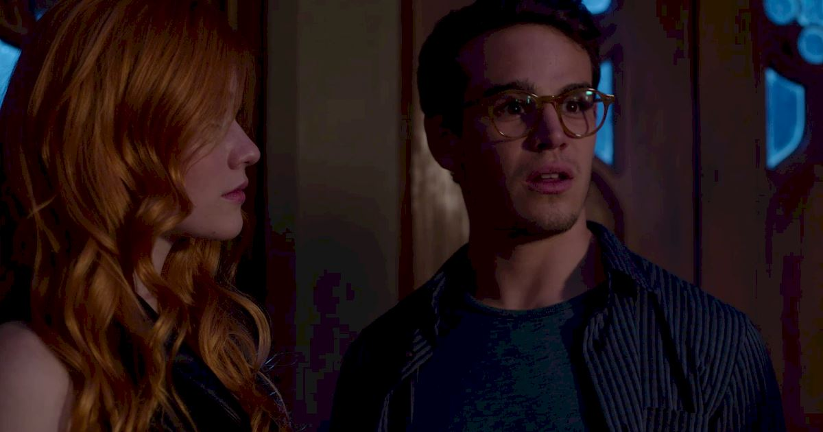 Shadowhunters - Clace: The Journey of Clary and Jace So Far! - 1005