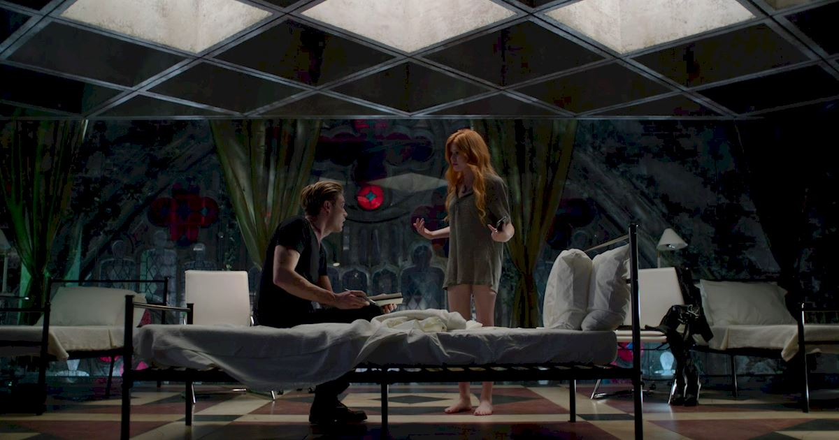 Shadowhunters - Clace: The Journey of Clary and Jace So Far! - 1004