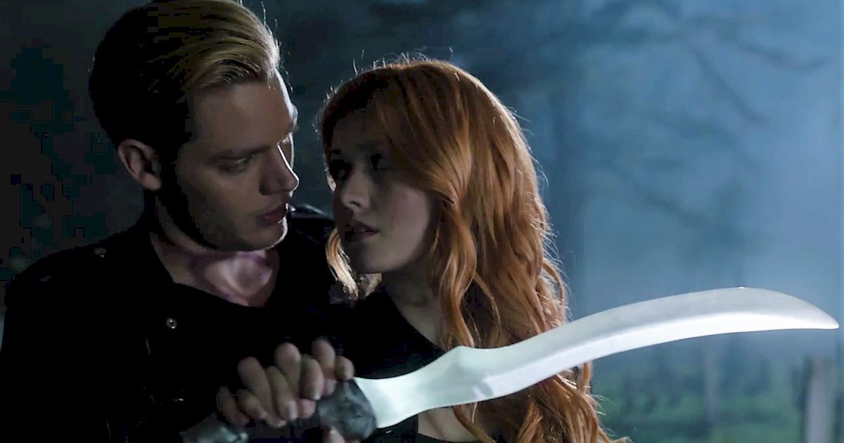 Shadowhunters - Clace: The Journey of Clary and Jace So Far! - 1010