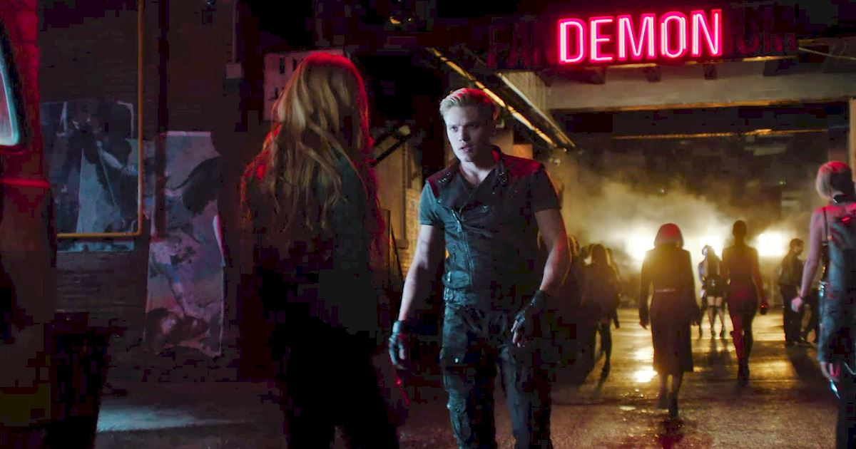 Shadowhunters - Clace: The Journey of Clary and Jace So Far! - 1001