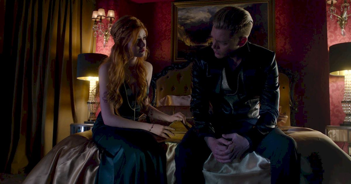 Shadowhunters - Clace: The Journey of Clary and Jace So Far! - 1040