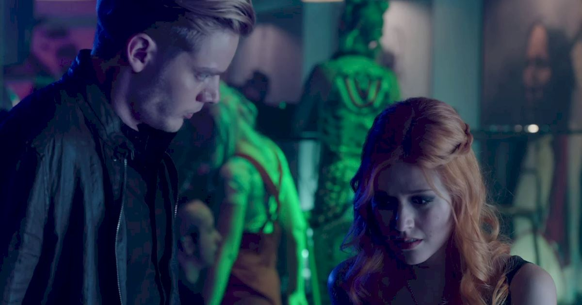 Shadowhunters - Clace: The Journey of Clary and Jace So Far! - 1017