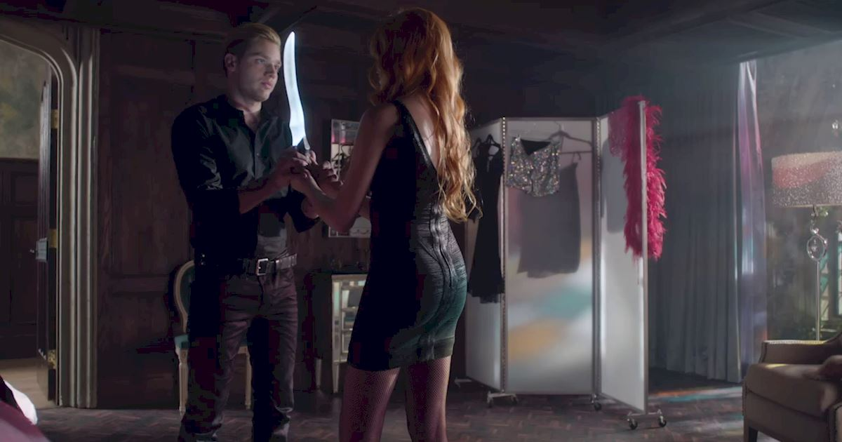Shadowhunters - Clace: The Journey of Clary and Jace So Far! - 1016